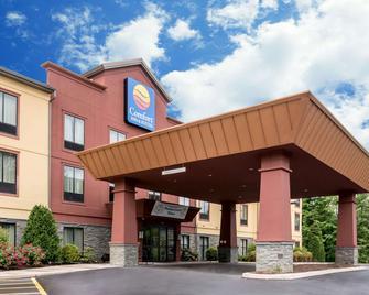 Comfort Inn and Suites - Tunkhannock - Gebäude