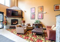 Comfort Inn and Suites - Tunkhannock - Lobby