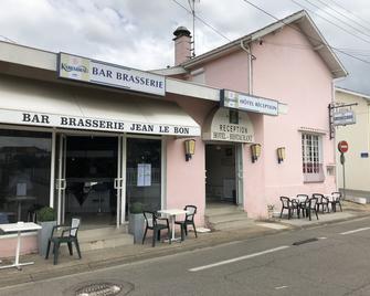 Hotel Restaurant Jean Le Bon - Дакс - Здание