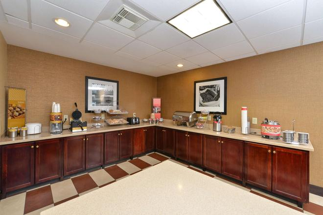 Hampton Inn Selma - Selma - Buffet