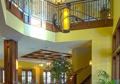 Hotel Abrego - Monterey - Lobby