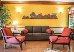 阿爾伯克爾基品質套房酒店 - 阿爾布奎克 - 阿爾伯克基 - 大廳
