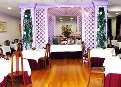 Hotel Monaco - Faro - Restaurante