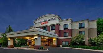 SpringHill Suites by Marriott Grand Rapids Airport Southeast - Grand Rapids