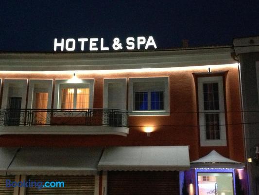 Hotel Vila Kerciku & Spa - Tirana - Building
