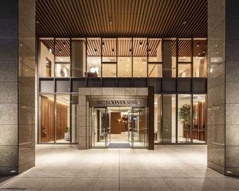 Hotel Vista Sendai - Sendai - Building