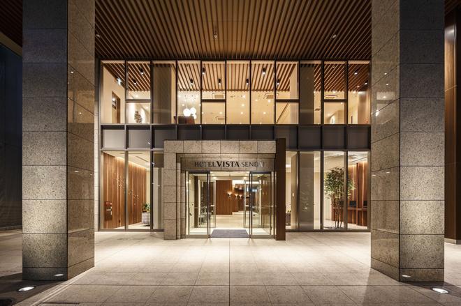 威斯特酒店 仙台 - 仙台 - 建築