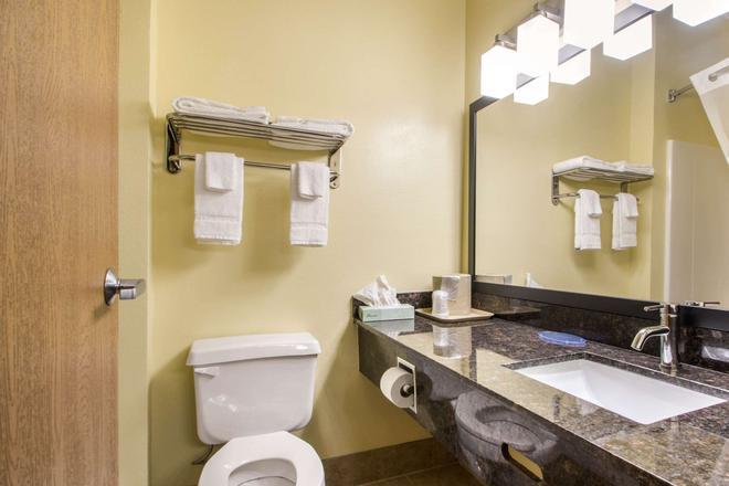 Quality Inn & Suites - Wisconsin Dells - Bathroom