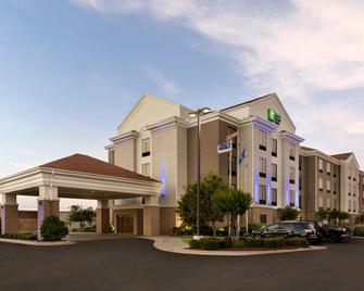 Holiday Inn Express & Suites Shawnee I-40 - Шони - Здание