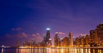 芝加哥市中心假日套房酒店 - 芝加哥 - 芝加哥 - 室外景