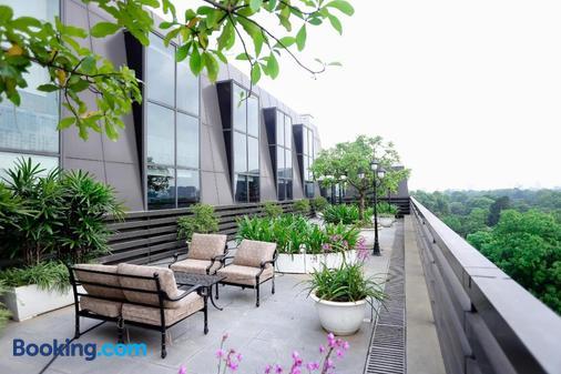 Army Hotel - Hà Nội - Ban công