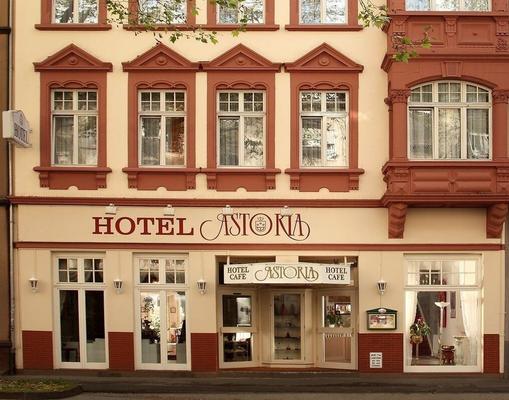 阿斯托里亞特里爾酒店 - 特里爾 - 特里爾 - 建築