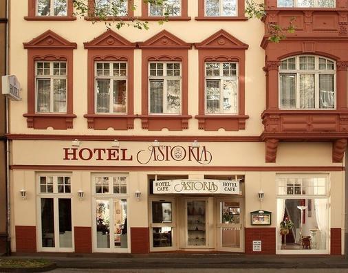 Astoria Hotel Trier - Trier - Building