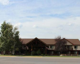 Travel Inn - Glacier National Park - Columbia Falls - Gebouw