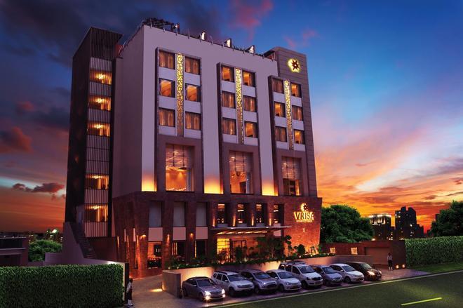 Hotel Vrisa - Jaipur - Toà nhà