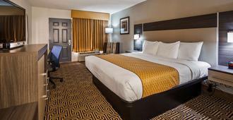 Best Western Central Inn - Savannah - Bedroom