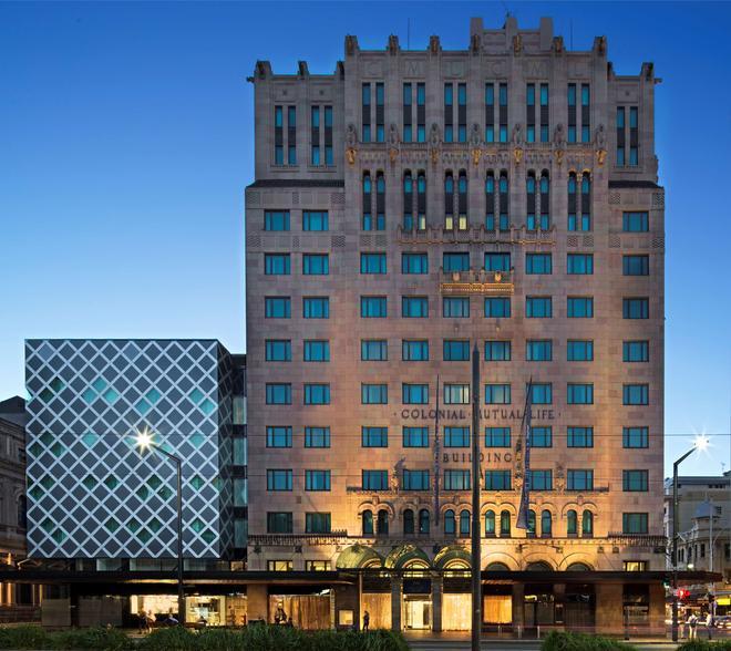 Mayfair Hotel - Αδελαΐδα - Κτίριο