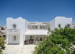 Ostria Hotel - Agios Prokopios - Bygning
