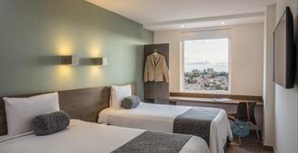 One Puebla Serdan - Puebla - Camera da letto