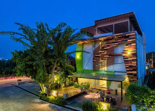 Delio Boutique Hotel - Udon Thani - Building