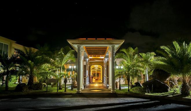 Jalsa Beach Hotel & Spa - Poste de Flacq - Edificio