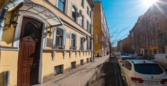 Eurasia Hotel - São Petersburgo - Exterior