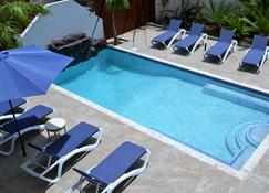 Boca Simon Bed And Breakfast Curacao - Willemstad - Piscina