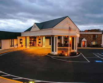 Quality Inn & Suites - Richfield - Building