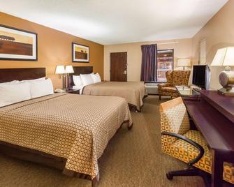 Quality Inn & Suites - Richfield - Slaapkamer