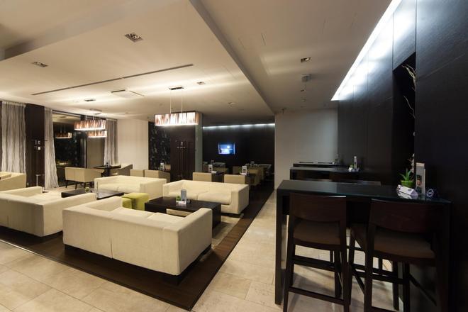 布拉格五西洋酒店 - 布拉格 - 布拉格 - 休閒室