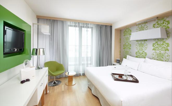 布拉格五西洋酒店 - 布拉格 - 布拉格 - 臥室