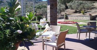 Country House Liseda - Castellabate - Patio