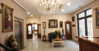 Hotel Eurowest - Salamanca - Lobby