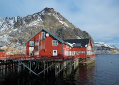 Salteriet - Sørvågen - Building