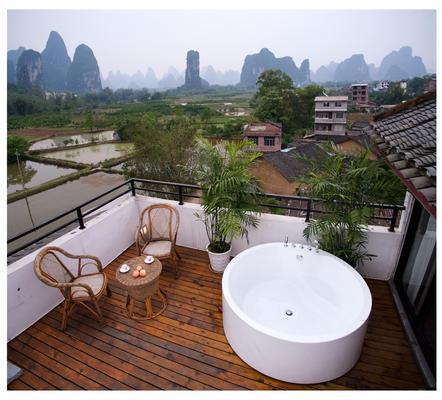 Waibojia.Meet Resort Yangshuo - Yangshuo - Balcony