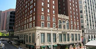 Lord Baltimore Hotel - Baltimore - Edificio