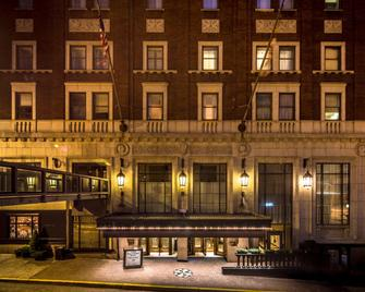 Lord Baltimore Hotel - Baltimore - Building