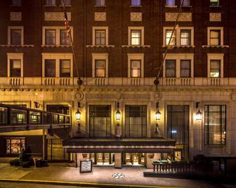 Lord Baltimore Hotel - Балтімор - Building