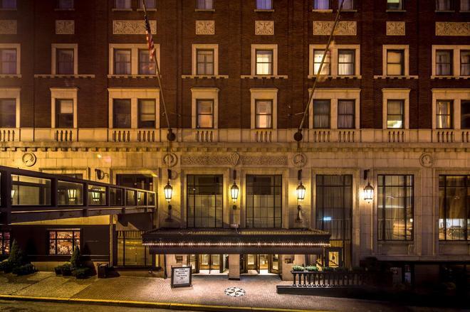 Lord Baltimore Hotel - Βαλτιμόρη - Κτίριο