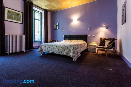 阿杜爾酒店 - 坡市 - 波城 - 臥室