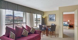 華美達里諾酒店和賭場 - 雷諾 - 里諾 - 客廳
