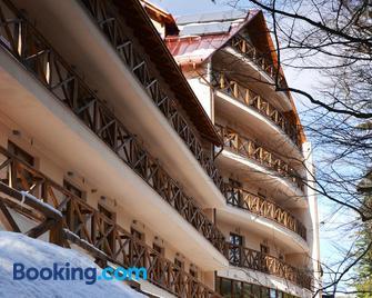 Hotel Europa - Górnicza Strzecha - Szklarska Poręba - Gebouw