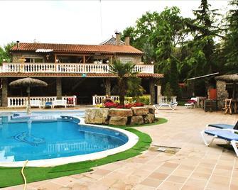 Casa Rural Fontalba - Sant Antoni de Vilamajor - Pool