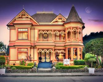 Gingerbread Mansion Inn - Ferndale - Gebouw