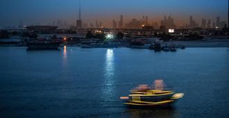 Holiday Inn Dubai Festival City - Dubai - Näkymät ulkona