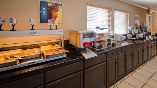 Best Western Roseville Inn - Roseville - Buffet