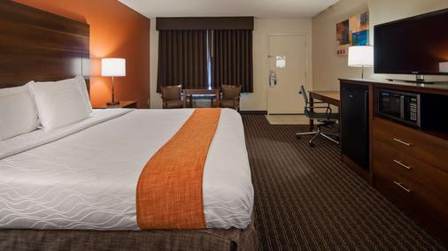 Best Western Roseville Inn - Roseville - Bedroom