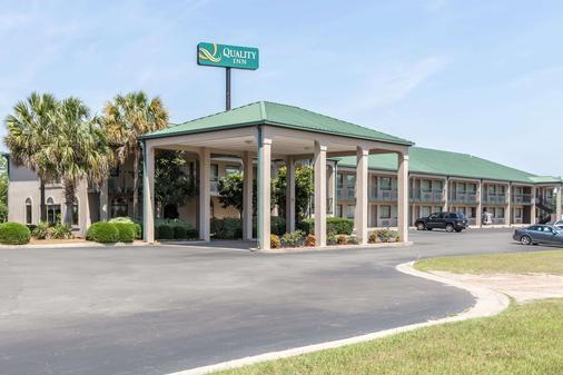 Quality Inn - Cordele - Building