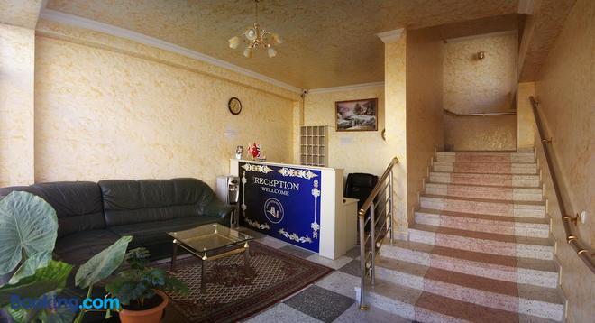 Hotel Eurasia - Batumi - Front desk