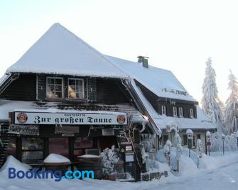 Zur grossen Tanne - Бюль - Building
